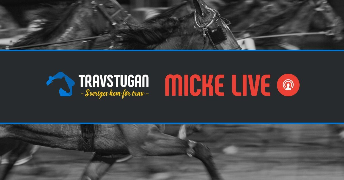 Micke Live Söndag 12.00